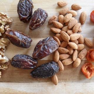 Toasted Tri Nut Energy Bars