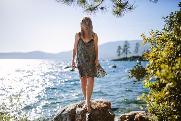 About Julia Mueller - food blogger and cookbook author from Lake Tahoe
