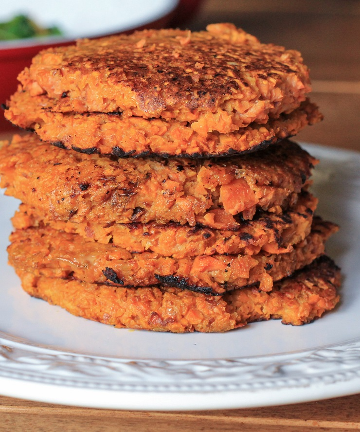 Sweet Potato Hash Browns | TheRoastedRoot.net #healthy #paleo #glutenfree #recipe