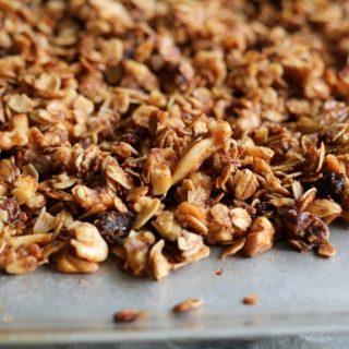 Walnut & Date Granola