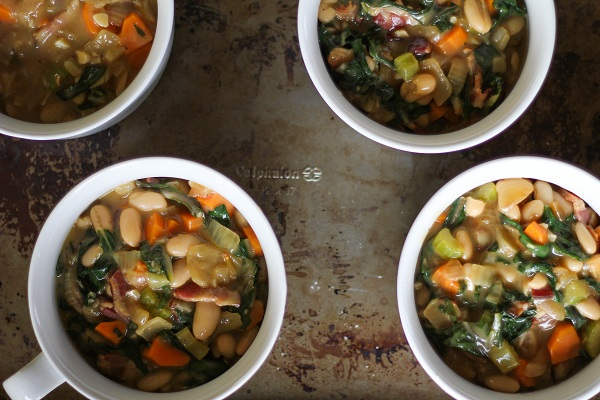 Hearty Chard, Pancetta, And Pecorino Quiche Recipe — Dishmaps