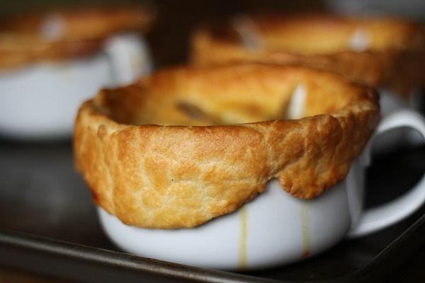 Pancetta, White Bean & Chard Pot Pies - A Smitten Kitchen Recipe - The ...