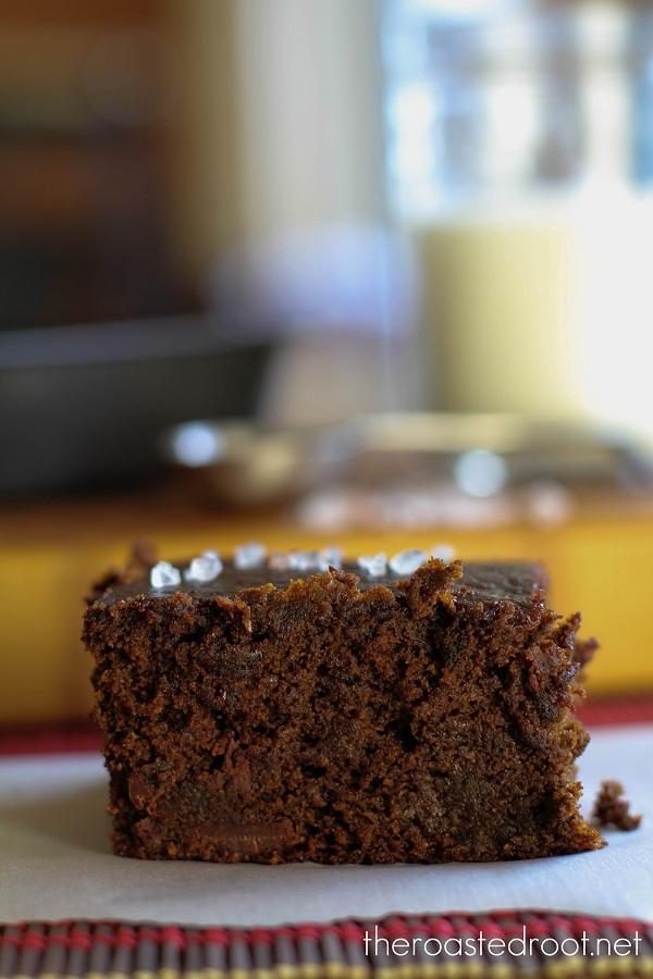 Chocolate Beet Cake (gluten free)
