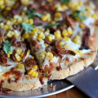 Carnitas Taco Pizza