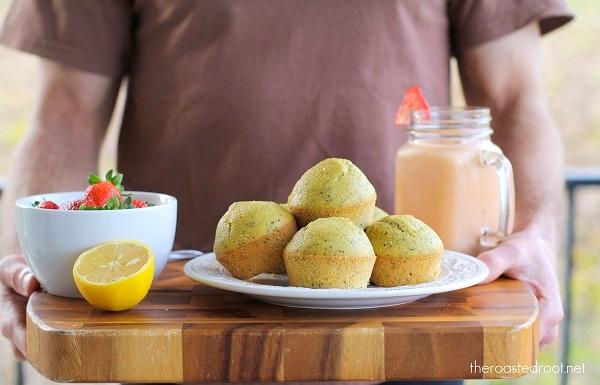 Lemon Poppy Seed Muffins An Announcement