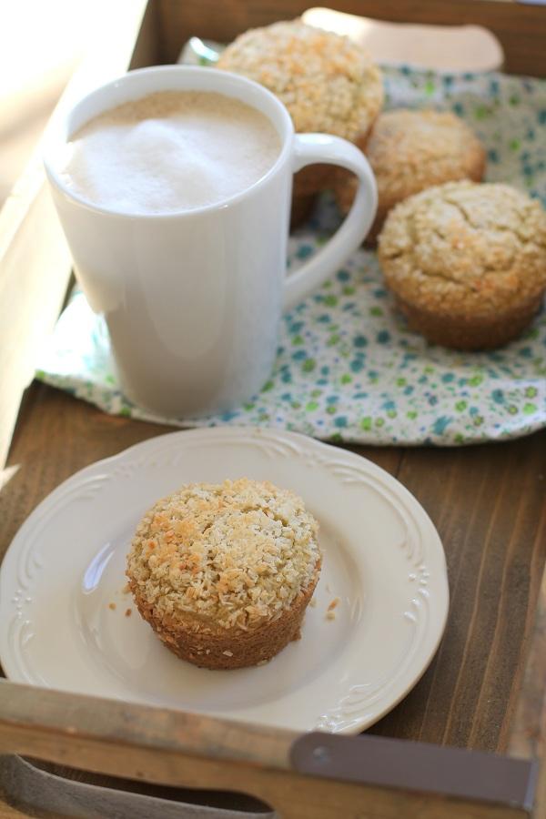Gluten Free Coconut Muffins