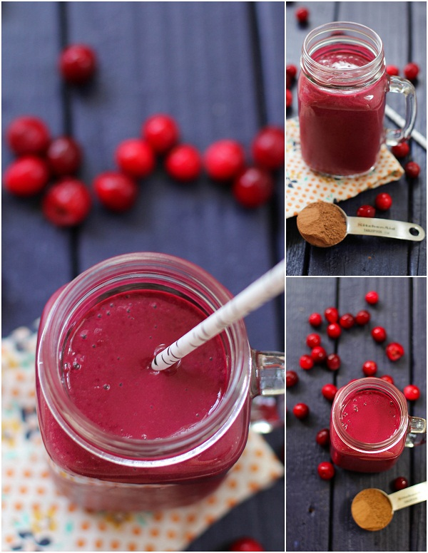 Chocolate Beetroot Smoothie