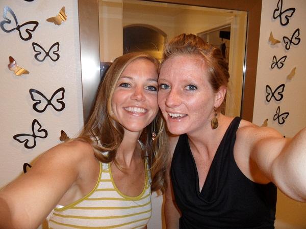 Julia and Sandi Pants
