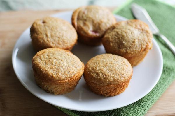 Strawberry Orange Muffins | https://www.theroastedroot.net