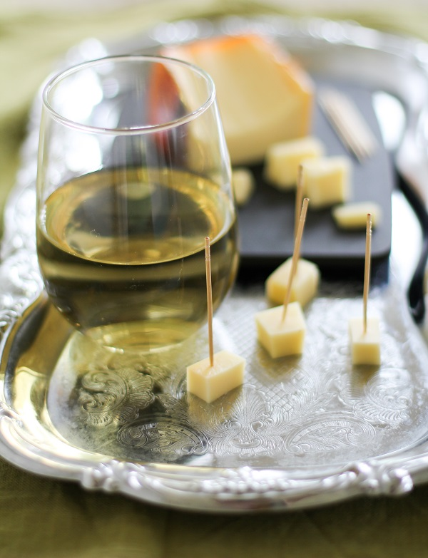 Cheese and Wine Pairing 101 | http://www.theroastedroot.net