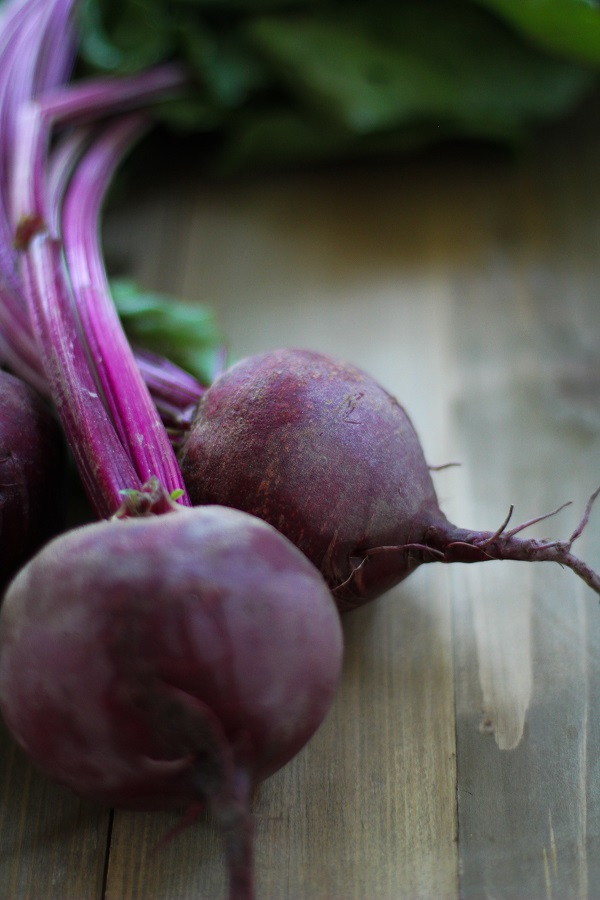 Red Beets | theroastedroot.net @roastedroot