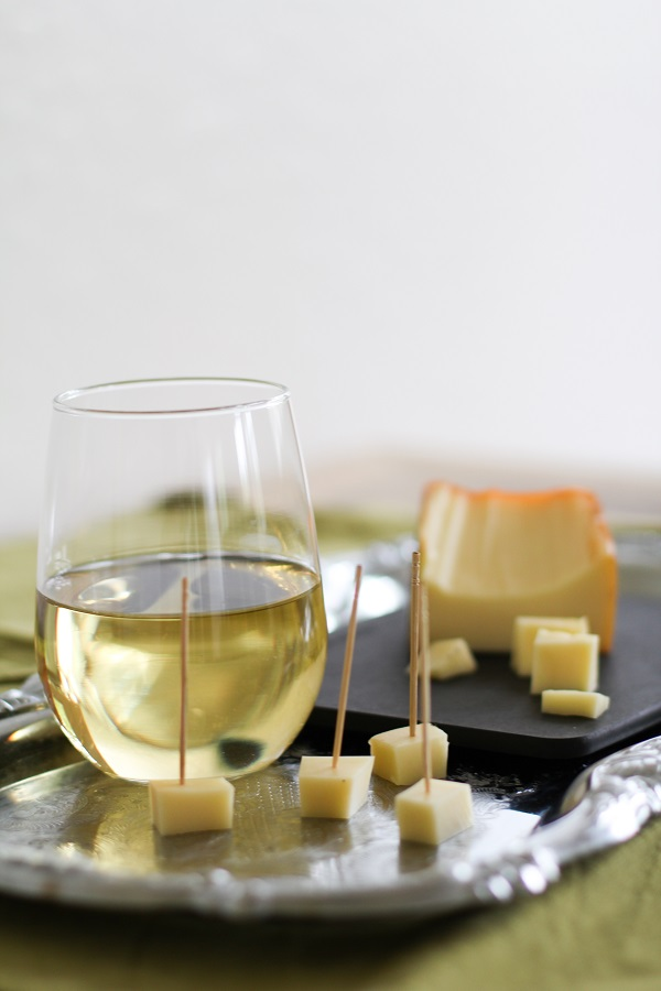 Cheese & Wine Pairing | http://www.theroastedroot.net