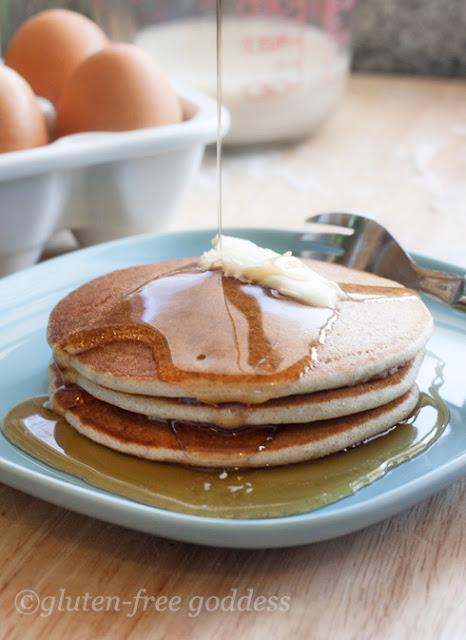 Best Gluten-Free Pancakes from Gluten Free Goddess