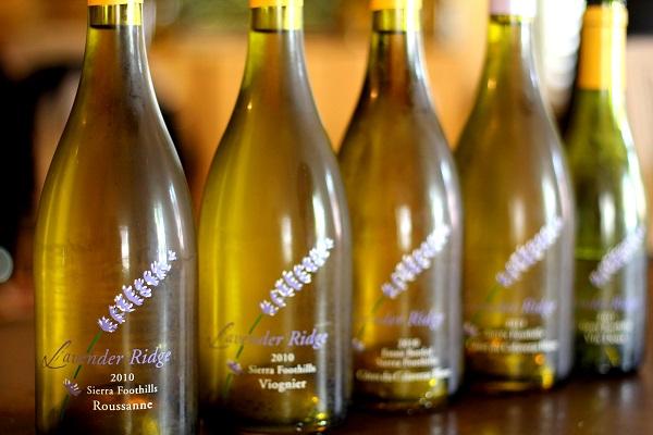 lavender ridge white wine