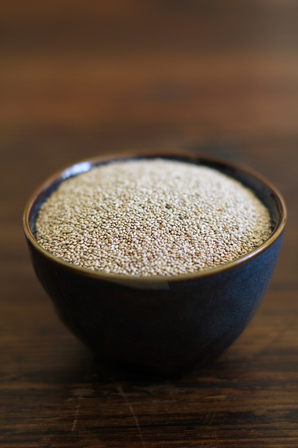 Health Warrior white chia seeds