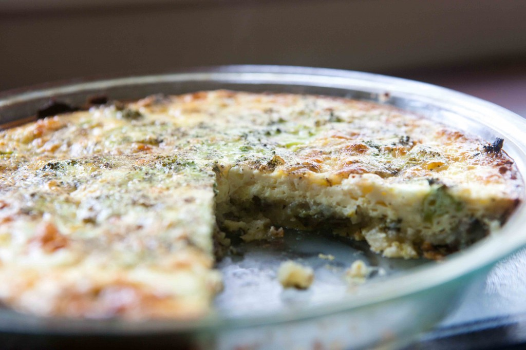 Leftover Mashed Potato and Veggie Quiche from Teacher By Day Chef By Night + 50 Thanksgiving Leftover Recipes