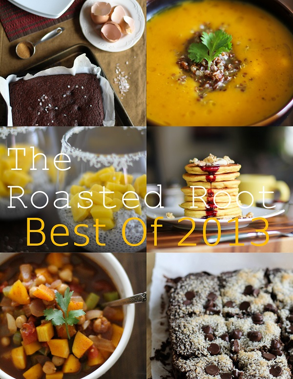 The Roasted Root's Best of 2013 | www.theroastedroot.net