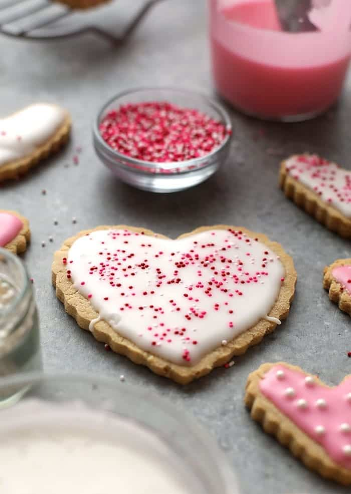 Amazing Gluten-Free Sugar Cookies + 50 Gluten-Free Christmas Cookie Recipes