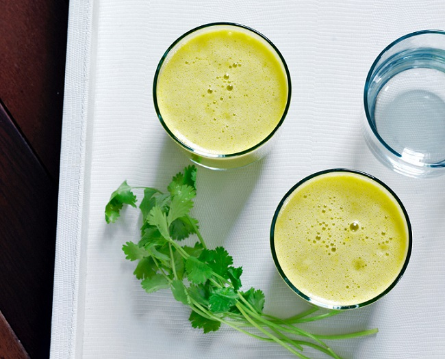 Every Day Detox Juice from The Chalkboard