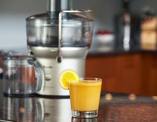 Sweet Potato Ginger Orange Juice from Food Thinkers
