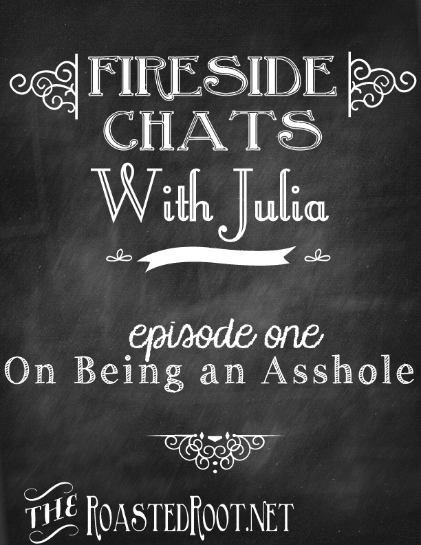 Fireside Chats with Julia - Episode 1