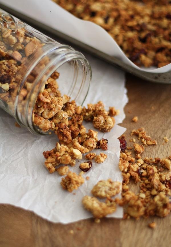 Gluten Free (and Paleo!) Granola