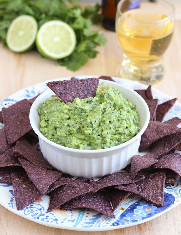 Guac-kale-mole +50 Out-of-This-World Kale Recipes