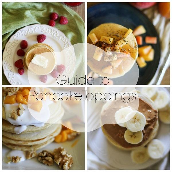 Guide to Pancake Toppings