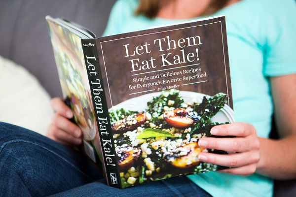 Let Them Eat Kale! By Julia Mueller, published July 1, 2014