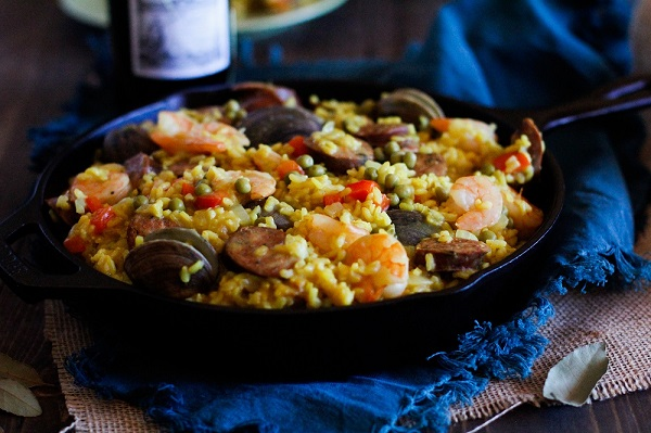 Seafood Paella and Rioja – A Match Made in Heaven