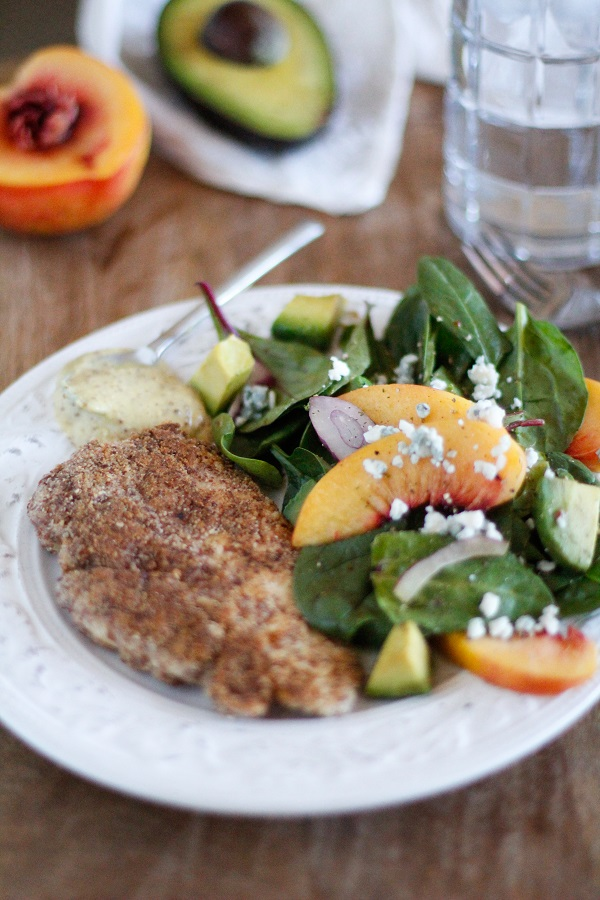 Gluten Free Pan-Fried Chicken
