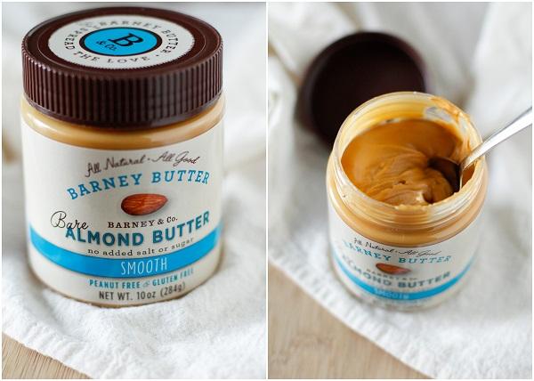 Grain Free Almond Butter Pumpkin Bars #glutenfree @barneybutter