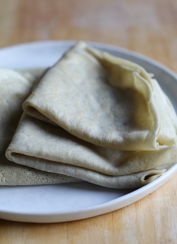 Easy Gluten Free Crepes