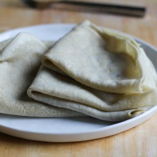 Easy Gluten Free Crepes   dairy-free!