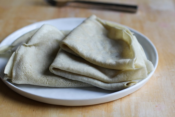 Easy Gluten Free Crepes | dairy-free!