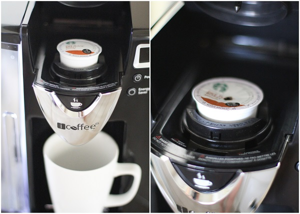 Remington iCoffee Single Serve Brewer