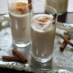Easy Naturally Sweetened Horchata - vegan and sugar-free