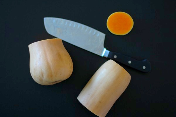 How to Spiralize a Butternut Squash @roastedroot