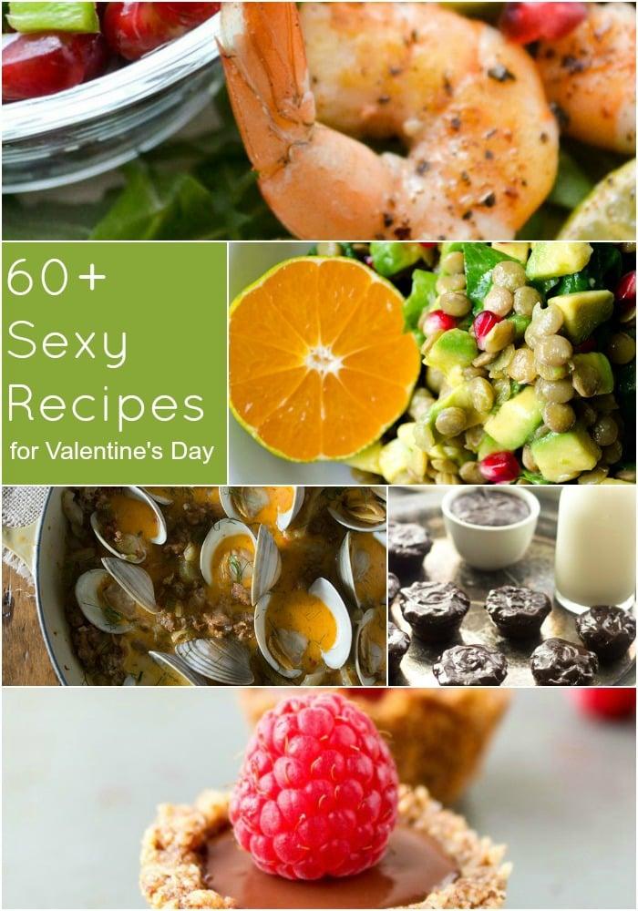 60+ Aphrodisiac Recipes