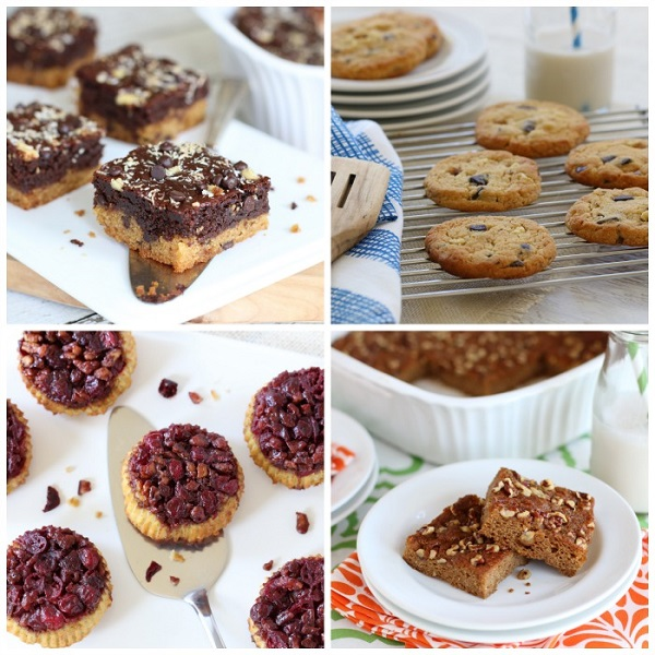 Everyday Grain-Free Baking by Kelly Smith Over 100 Recipes for Deliciously Easy Grain-Free and Gluten-Free Baking #cookbook