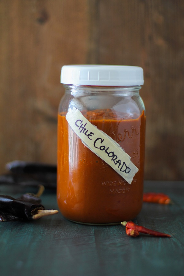 How to Make Chile Colorado Sauce