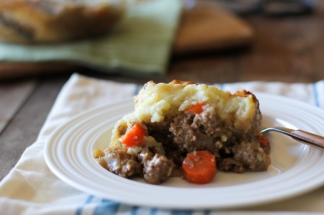 How to Make Shepherd's Pie - a classic recipe to enjoy on St. Patrick's Day