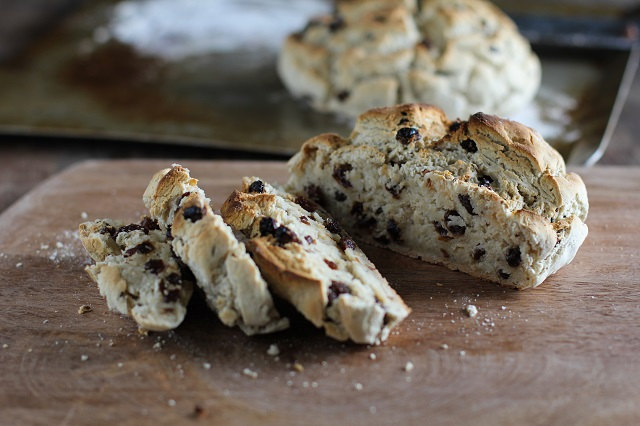 How to Make Irish Soda Bread - a classic recipe for St. Patrick's Day!