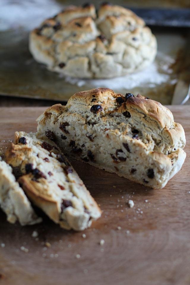 How to Make Irish Soda Bread - a classic recipe for St. Patrick's Day!
