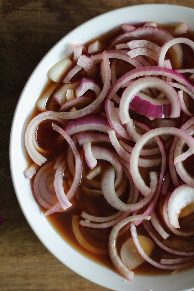 How To Make Pickled Red Onions Recipes — Dishmaps