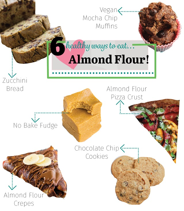 6 Healthy Almond Flour Recipes