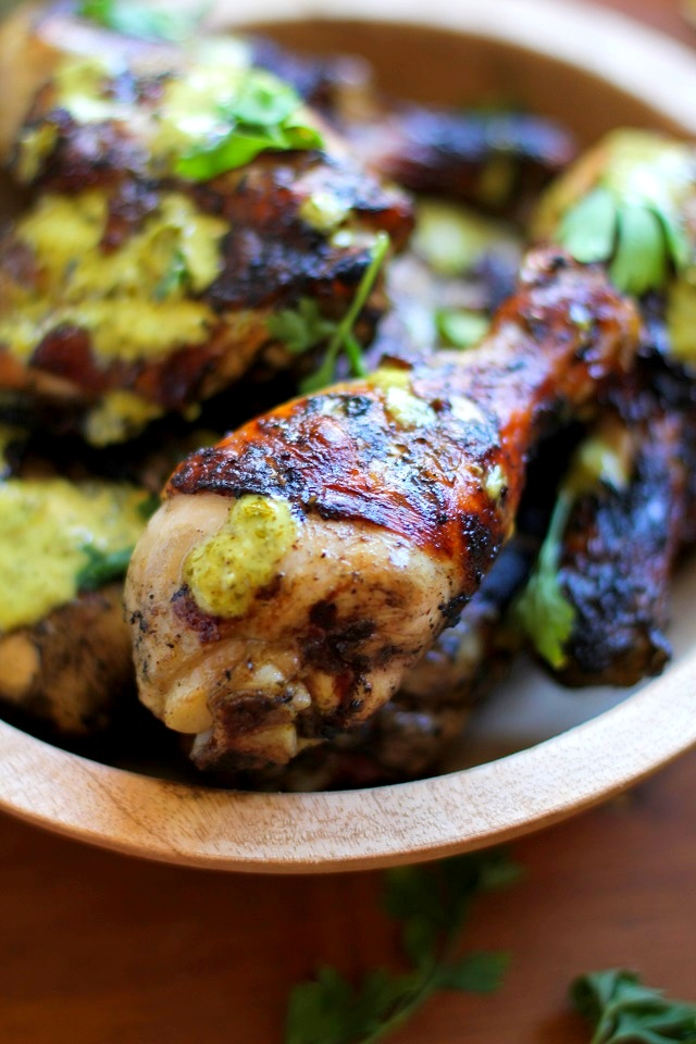 how to keep grilled chicken moist after cooking