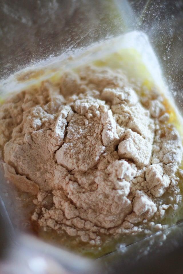 Grain-Free Coconut Flour Blender Waffles | TheRoastedRoot.net #glutenfree #healthy #breakfast