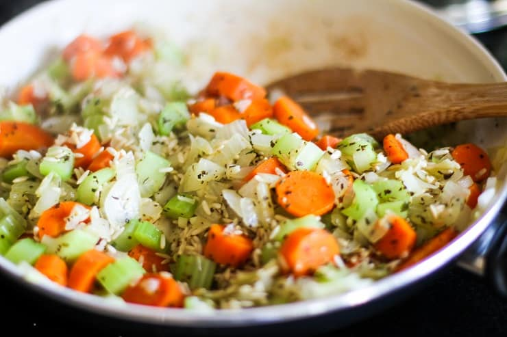 How to make crock pot chicken and rice soup