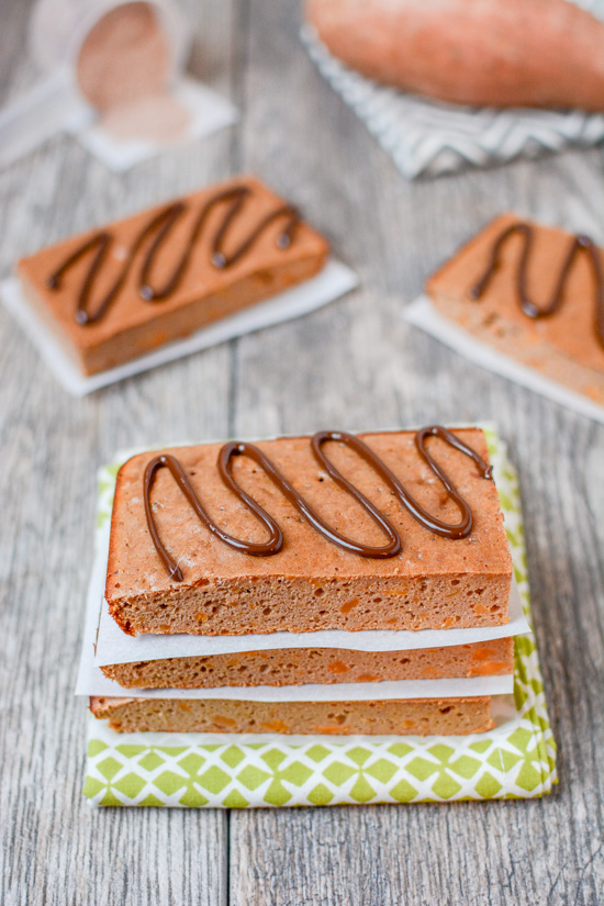 Sweet Potato Protein Bars